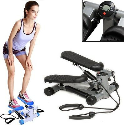 Stepper Exercise Machine Fitness Body Home Gym Cardio Equipment Aerobic Workout