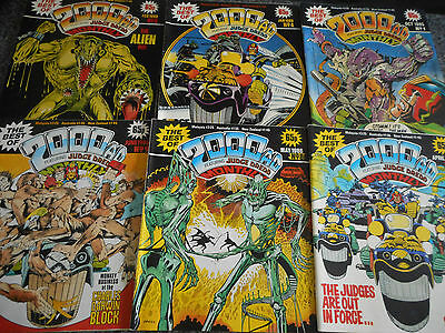 2000 ad monthly collection