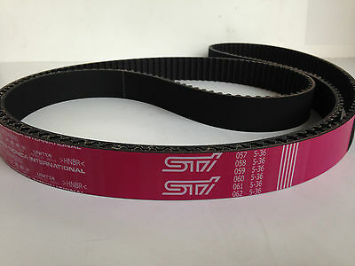 Subaru Sti timing belt, Impreza, Spec C, Type RA, P1, 22B, S201, S204.