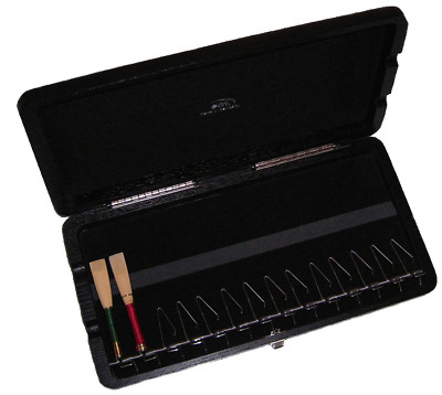 English Horn / Oboe d'amore reed case for 14 reeds