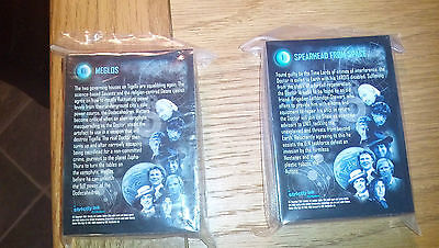 Doctor Who Series 2 Trading Cards - Full 120 Card Set by Strictly Ink