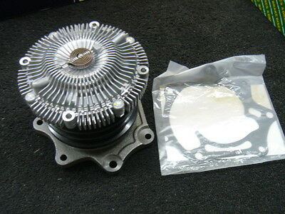 For Nissan Terrano Mistral Ford Maverick 2.7Td Td27 Water Pump  New!