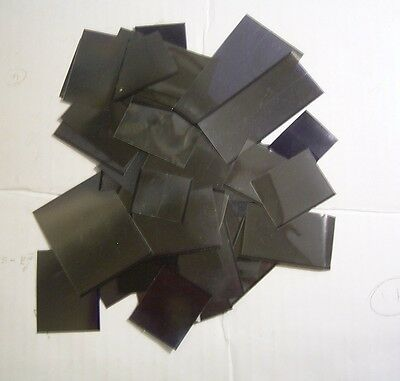 HAWID TYPE MOUNTS - SECOND HAND LOT x 50 PIECES MIXED SIZES