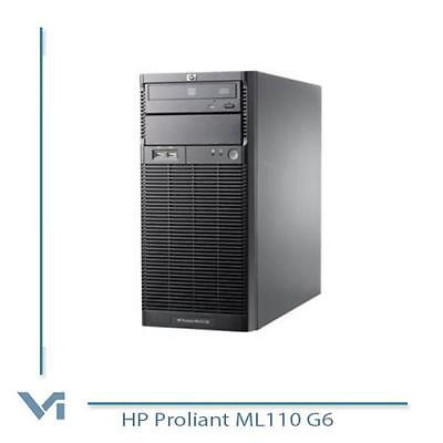 Server Usato HP Proliant ML110 G6 - Intel Xeon X3430 4GB HDD 2 x 320GB