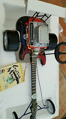 GuitarMania Rock and Roll Hall of Fame Fender Hot Rod Guitar
