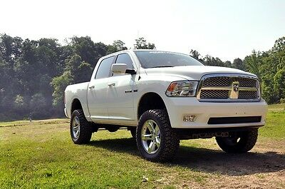 """Dodge RAM 1500 4WD (2012-2015) 4"""" Lift Kit Rough Country True1Blue"""