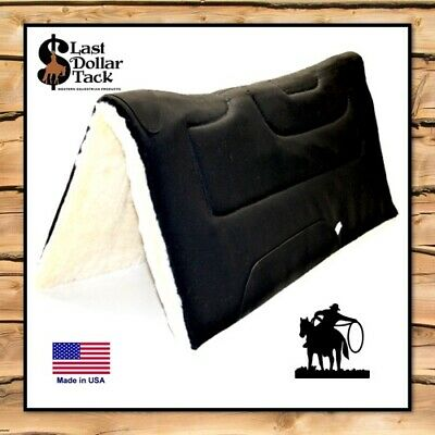 Western Cinch Super Soft Thick Fleece & Cordura ~ Black Or Chocolate