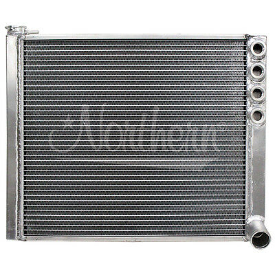 Northern 209660 Aluminum Dual Pass 305 360 410 Sprint Car Radiator 20.25 x16.25