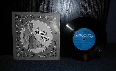 "7"" 33rpm The London Festival Orchestra - The Waltz King - Johann Strauss II"