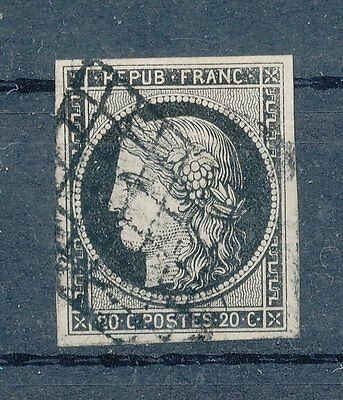 France 1849 issue