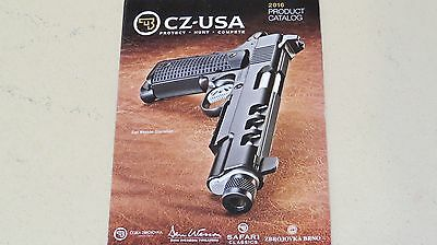 2016 Cz Products Catalog