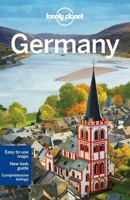 NEW Germany By Lonely Planet Travel Guide Paperback Free Shipping