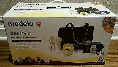 Medela Freestyle Double Electric Breast Pump NEW