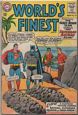 World's Finest Comics #141 (May 1964, DC) G or G+