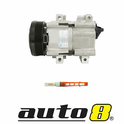 Brand New Air Conditioning Compressor Kit fits Ford Falcon AU 4.0L 6 CYL 5.0L V8