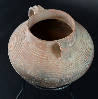 Herodian Terra Cotta Vase Recovered from Jerusalem - circa 40 BC - Unbroken