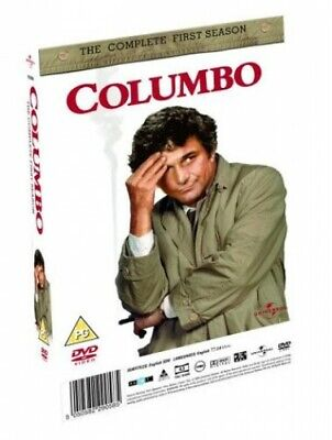Columbo - The Complete First Season [DVD] - DVD  C4VG The Cheap Fast Free Post