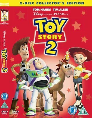 Toy Story 2 (2-Disc Collector's Edition) [1999] [DVD] - DVD  54VG The Cheap Fast