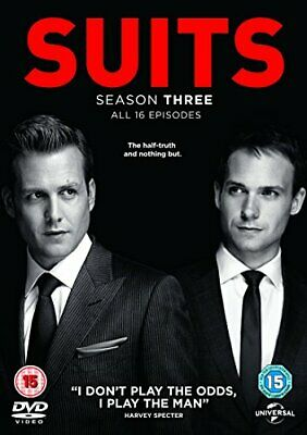 Suits - Season 3 [DVD] - DVD  NYVG The Cheap Fast Free Post