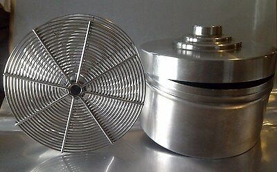 NIKOR Products Co. 70mm Developing Tank & Reel - STAINLESS