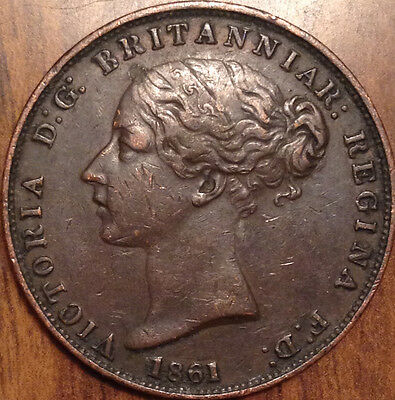 1861 Jersey 1/26 Shilling Superb High Grade Example