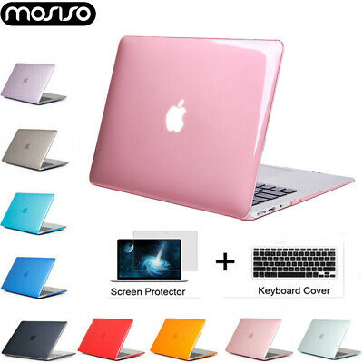 Mosiso Cover Case for Macbook Pro 13 15 w/out Touch Bar 2017 2018 A1706  A1707