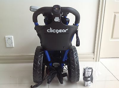 BRAND NEW CLICGEAR '3.5+' Collapsible Buggy - BLUE