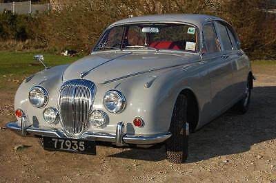 1968 Daimler V8 Saloon in excellent original condition