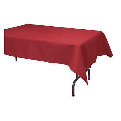 PHOENIX Tablecloth, 52x96, Red TO5296-RD