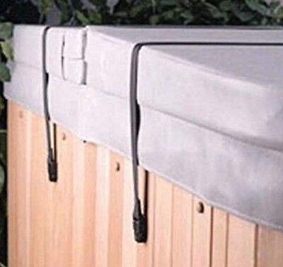 Secure Straps Spa Cover Hot Tub Free P&p Stormy Weather Straps Winter
