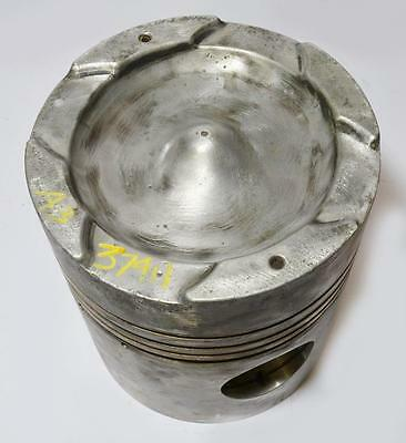 Collossal railway engine piston from Class 37 engine 37411 'Caerphilly Castle'