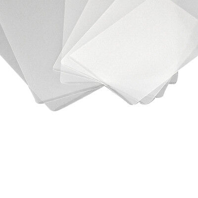 Waterproof Gloss Laminating Pouches Pockets Small A2 A3 A4 A5 A6 A7 x 100