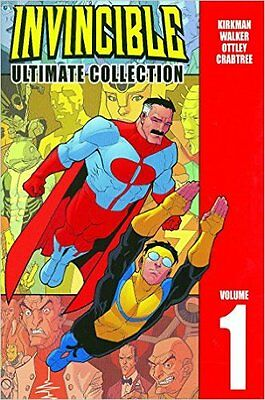 Invincible Ultimate Collection Volume 1 Hardcover - Kirkman - Great Conditon
