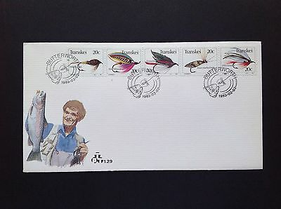 Transkei 1983 FDC Fishing Flies !