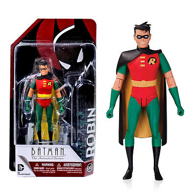 Dc Comics Robin Batman The Animated Series Action Figure Toy