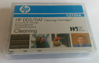 BRAND NEW - HP DDS/DAT Cleaning Cartridge C5709A - Sealed