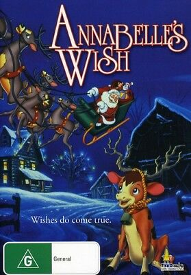 Annabelle's Wish DVD Region 4