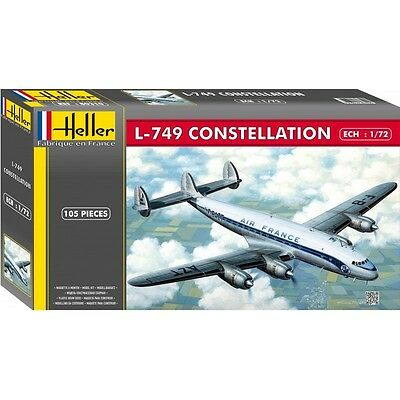 Heller 80310 Lockheed L-749 Constellation Air France 1:72
