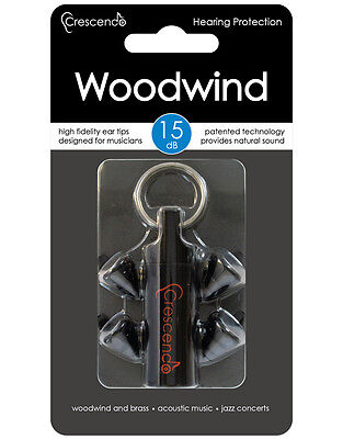 CRESCENDO DM Woodwind 15 Ear Protection Hörschutz