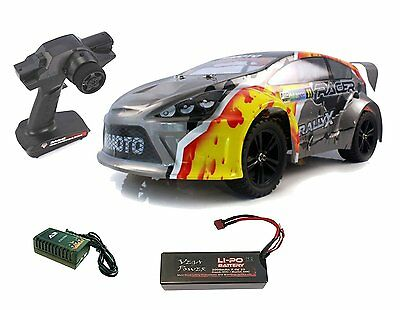 Coche radiocontrol Himoto RallyX Racer. Electrico Brushless. 4WD. Escala 1/10