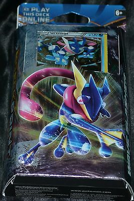 Wave Slasher Theme Deck XY BREAKpoint Set Pokemon Trading Cards TCG Game NEW