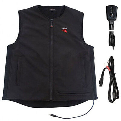 Keis Motorcycle X10 Heated Body Warmer Free Heat Controller (New)
