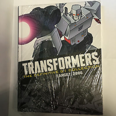 Transformers The Definitive G1 Collection HB Graphic Novel Vol 6 TARGET
