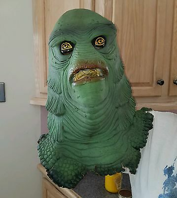Creature From The Black Lagoon Full Head Mask