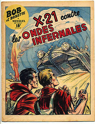 X.21 contre les ondes infernales Dupuy-Frank SNEP 1948 TBE