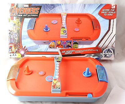 marvel avengers age of ultron air hockey game