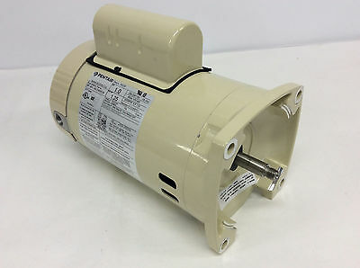 Pentair Replacement Motor 1 HP Full Rate Single Speed Almond - 075234S 196238