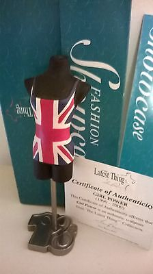 The Latest Thing Stacy Bayne Fashion showcase Girl Power Mannequin statues coa