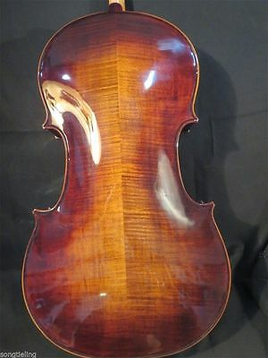 Strad style SONG Brand Maestro 1/2 cello ,huge and powerful sound #9377