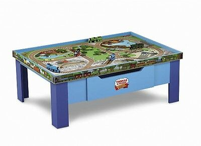 Fisher-Price Thomas Wooden Railway Grow With Me Play Table